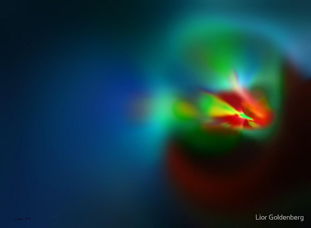 Spontaneous perception by Lior Goldenberg