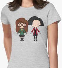 Lil' CutiEs - Esteemers Women's Fitted T-Shirt