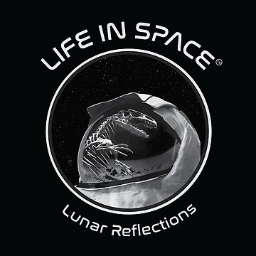 Life in Space: Lunar Reflections by photonart
