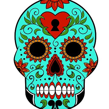 Sugar Skull by SebWilkinson