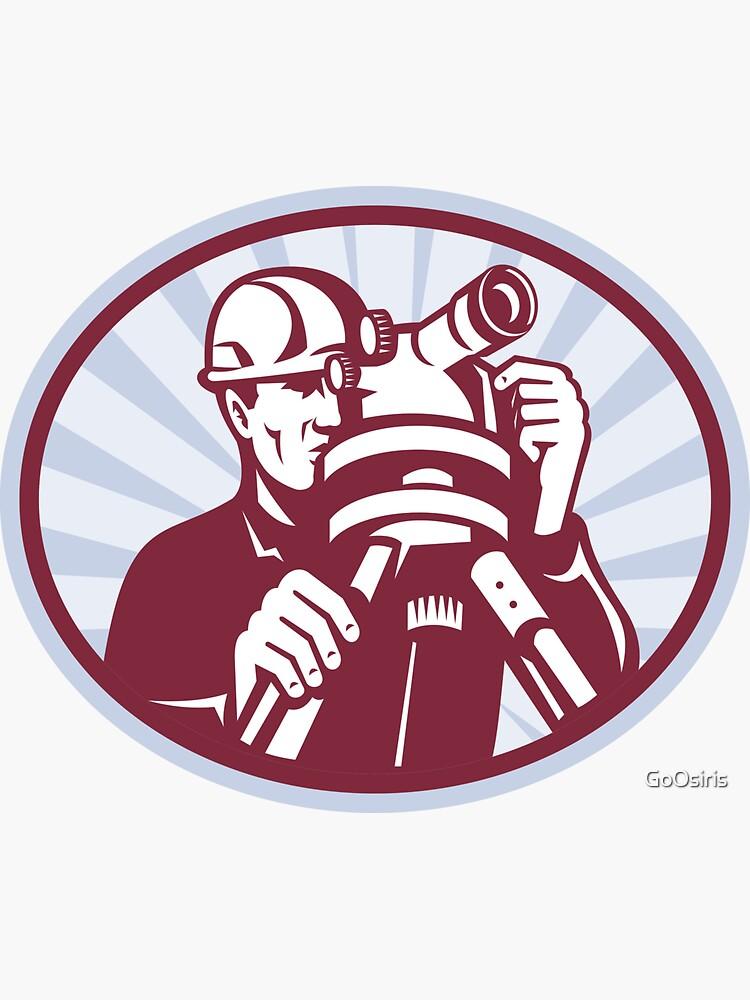 Surveyor Engineer Theodolite de GoOsiris
