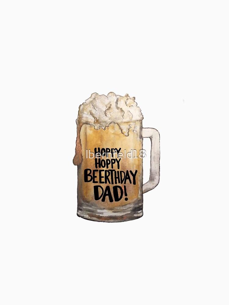 Hoppy beerthday  by lbernfeld18