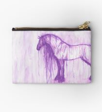 Purple  Studio Pouch