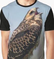 Swainson's Hawk 1 Graphic T-Shirt
