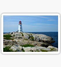 Peggy's Cove, Halifax, Canada Sticker