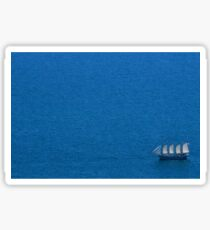 Single Voyage Sticker
