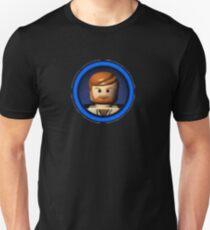 Lego Obi Wan Kenobi icon Unisex T-Shirt