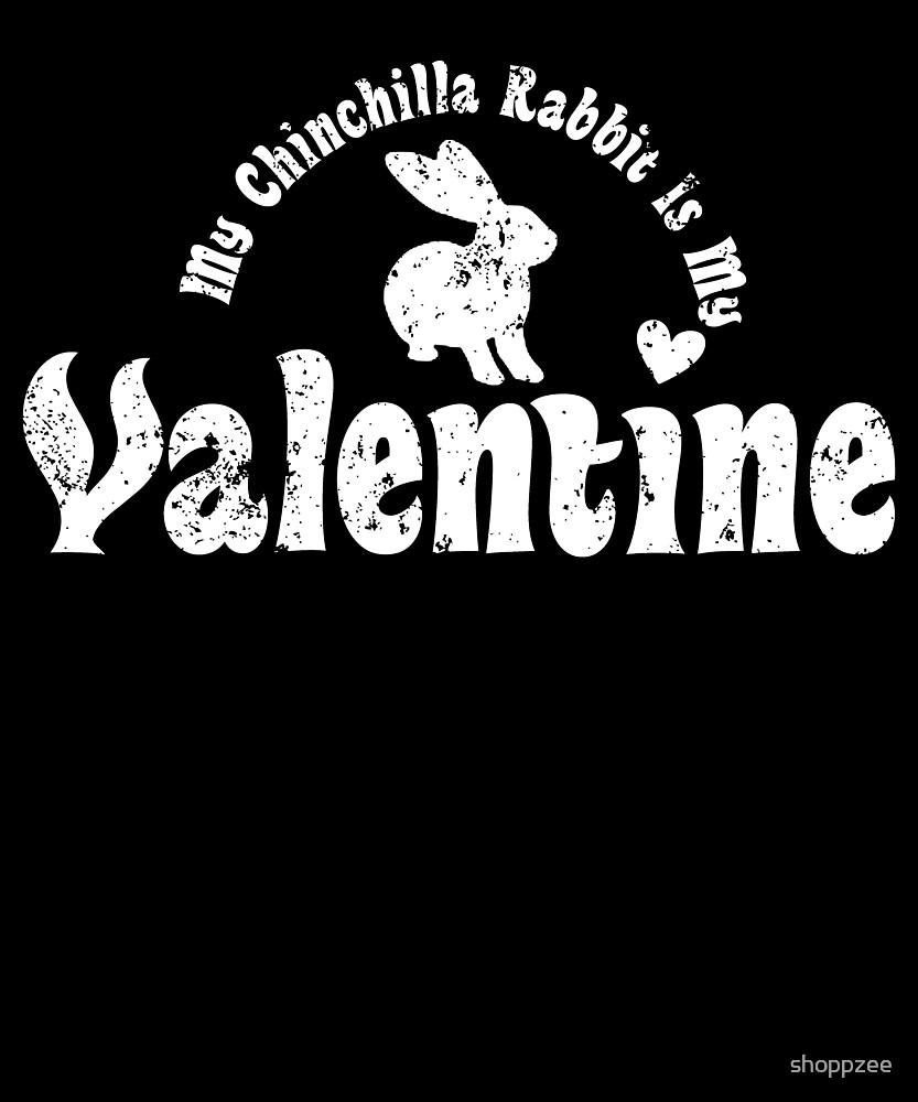 My Anti Valentine Pet Continental Rabbit by shoppzee