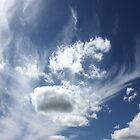 The Sky of My Mind by BettinaSchwarz