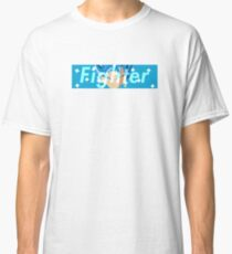 Super Supreme Blue (Fighter Vers.) Classic T-Shirt