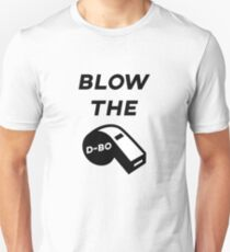 Blow The Whistle  Unisex T-Shirt