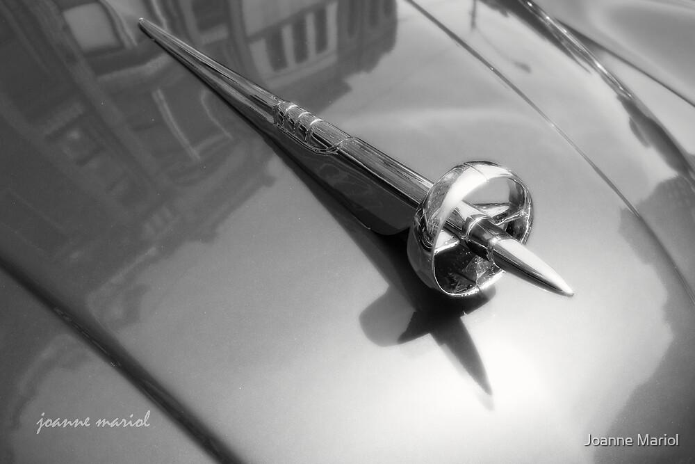 Classic Car 52 by Joanne Mariol