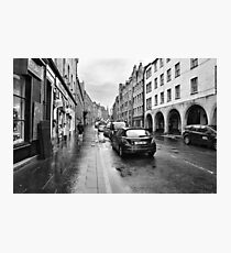 The Royal Mile Photographic Print