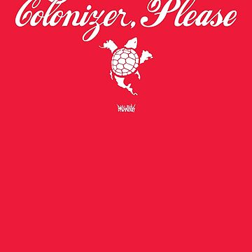 Colonizer, Please by jnelson