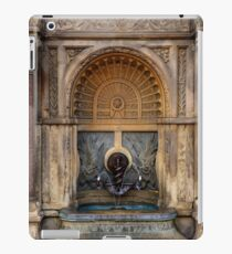 U.S. Capitol Grounds Drinking Fountain - Frederick Law Olmsted - Architect - 1874 iPad Case/Skin