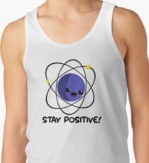 Proton - Stay Positive! Men's Tank Top