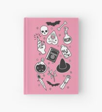 Witchy Essence Pink Hardcover Journal