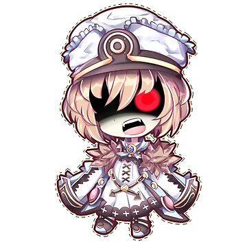 Blanc [Angry Ver.] | Hyperdimension Neptunia by YitsuneMelody