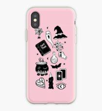 Witchy Woes iPhone Case