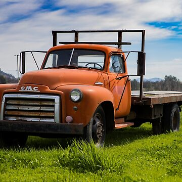 American Truck. by Tonywallbank