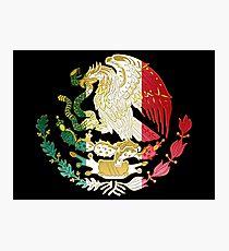 Mexique Armoiries Impression photo