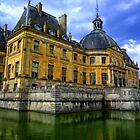 Chateau de Vaux-le-Vicomte, France by vadim19