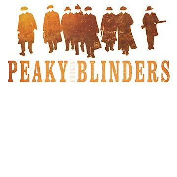 Peaky Blinders - Blazon by eyevoodoo