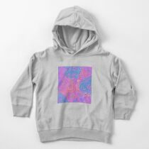 Abstract texture Toddler Pullover Hoodie