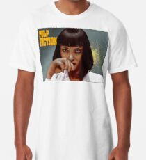 Mia Wallace - Pulp Fiction One Long T-Shirt