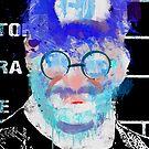 Steven Spielberg by joshuasteele