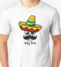 Feliz Todo Unisex T-Shirt