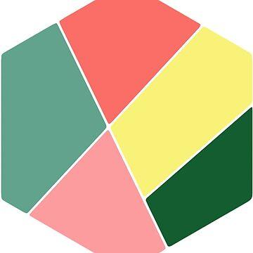 Hexagon 02 by jonathong007