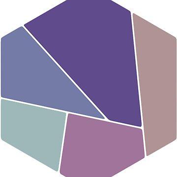 Hexagon 06 by jonathong007