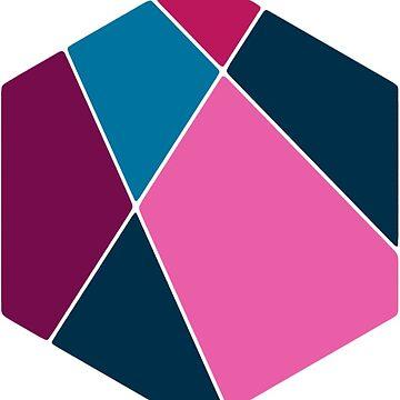 Hexagon 12 by jonathong007
