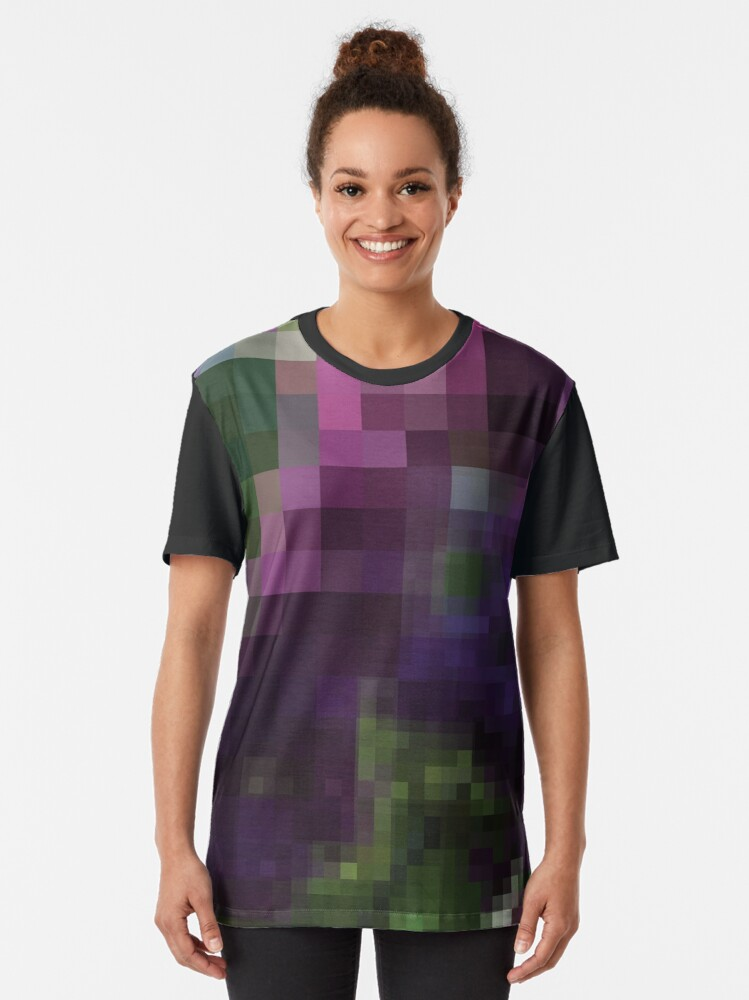 Alternate view of Lilacs Graphic T-Shirt