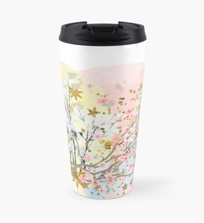 A Touch of Spring Travel Mug
