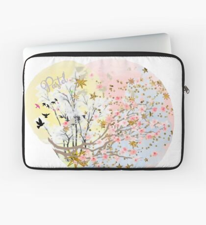 A Touch of Spring Laptop Sleeve