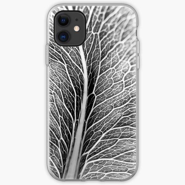 Leaf Pattern iPhone Soft Case