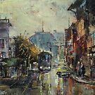 Urban Morning by Stefano Popovski