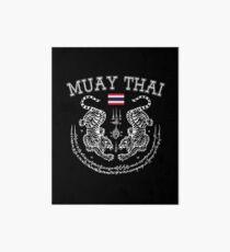 Wandbilder Muay Thai Redbubble