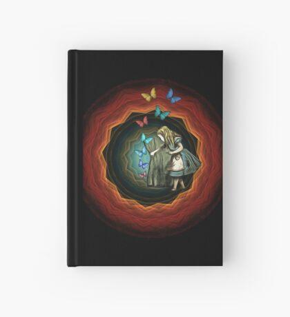 Alicia en el país de las maravillas - que comience la magia Cuaderno de tapa dura