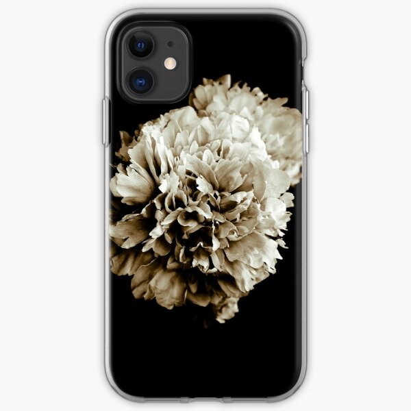 Paeonia iPhone Soft Case