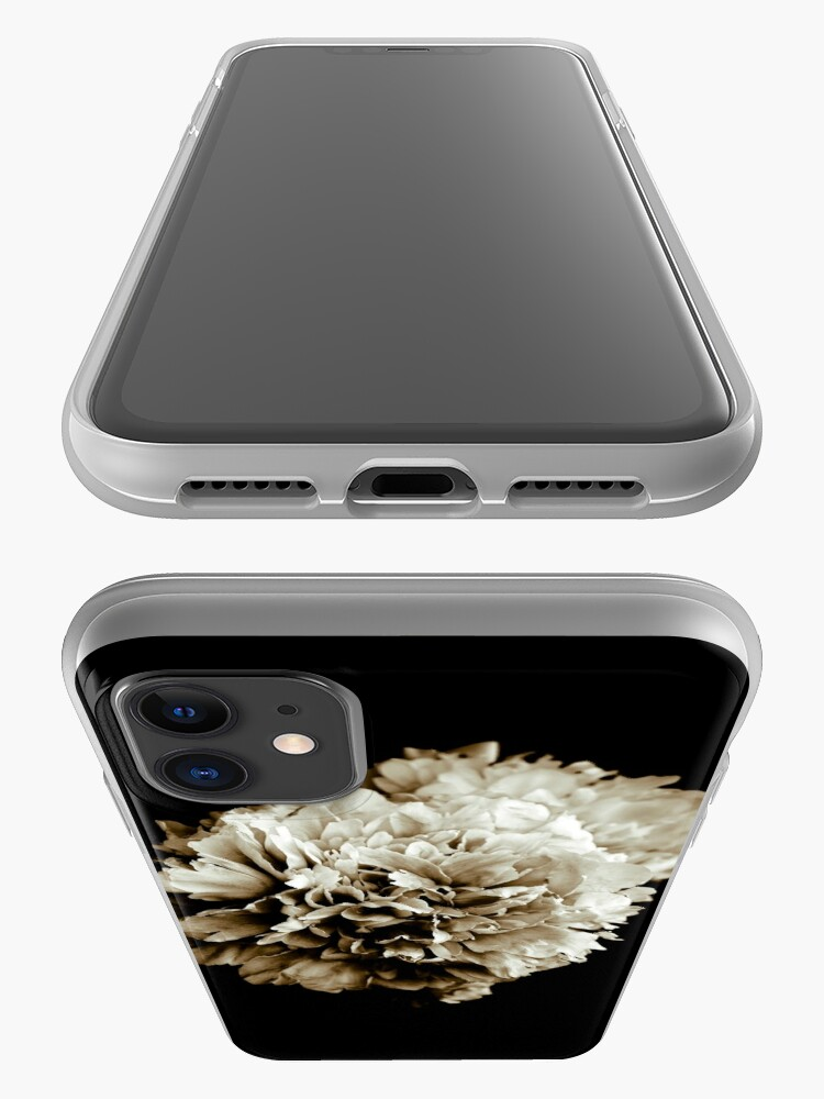 Alternate view of Paeonia iPhone Case & Cover