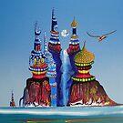 Water Castle by Rainer Kozik