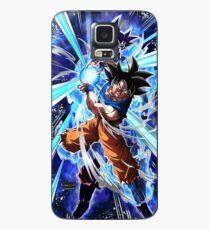 Funda/vinilo para Samsung Galaxy Ultra Instinct Goku
