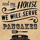 Serve Pancakes by Ruth Moratz