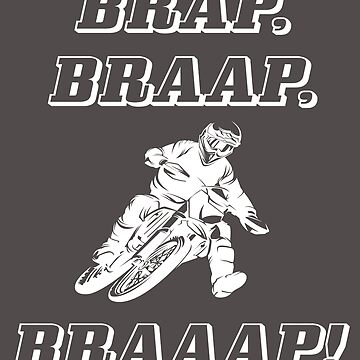 Brap Motocross  by SlightlyOffbeat