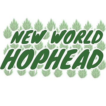 New World Hophead by Seegulls