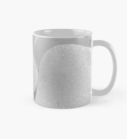 White Sea Glass Pale and Simple Mug