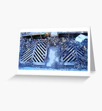Its a Sewer... Greeting Card